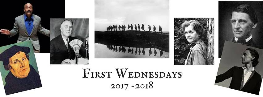 First Wednesdays 2017-2018
